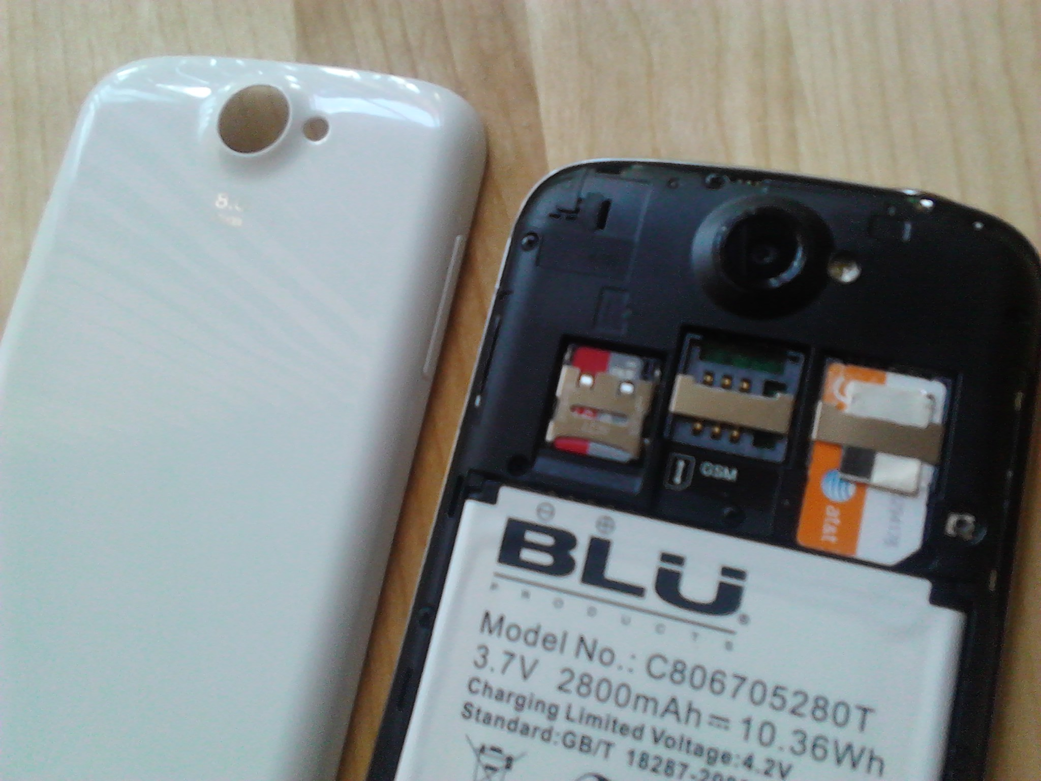 APN BLU Studio 5 3s AT&T – From an other-wise-sane perspective